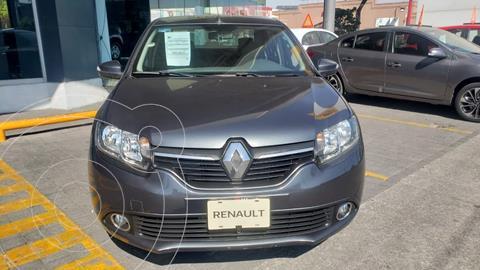 Renault Logan Intens usado (2019) color Gris precio $195,000