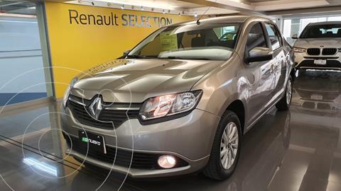 Renault Logan Intens usado (2018) color Beige Arena precio $165,000