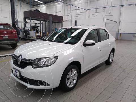 Renault Logan Dynamique usado (2017) color Blanco precio $149,000