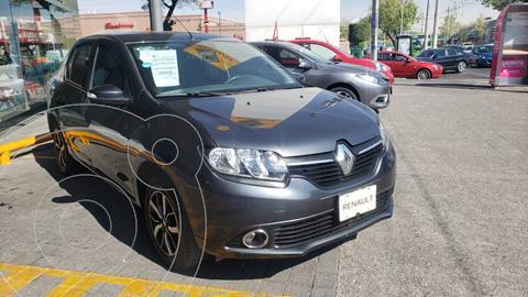 Renault Logan Intens Aut usado (2019) color Gris precio $195,000