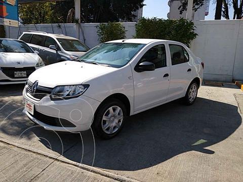 Renault Logan Authentique usado (2016) color Blanco precio $108,000