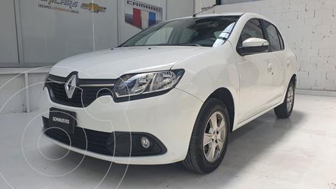 Renault Logan Dynamique usado (2015) color Blanco precio $130,000