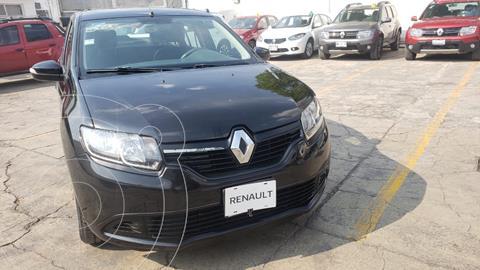 Renault Logan Expression Aut usado (2017) color Negro precio $143,000