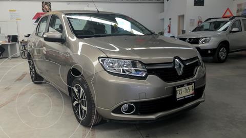 Renault Logan Dynamique usado (2019) color Bronce financiado en mensualidades(enganche $54,944 mensualidades desde $4,070)