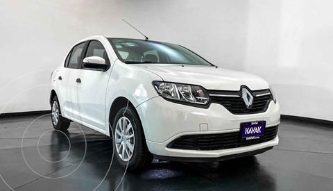 Renault Logan Expression Aut usado (2016) color Blanco precio $132,999