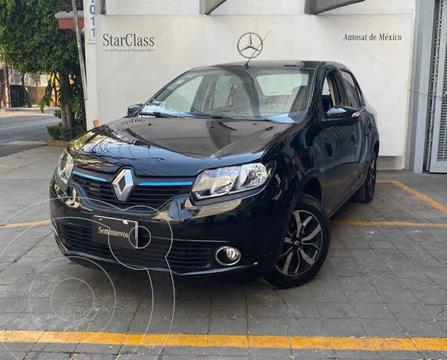 Renault Logan Intens Aut usado (2019) color Negro precio $198,000