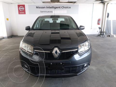 Renault Logan Dynamique Aut usado (2015) color Gris precio $125,000