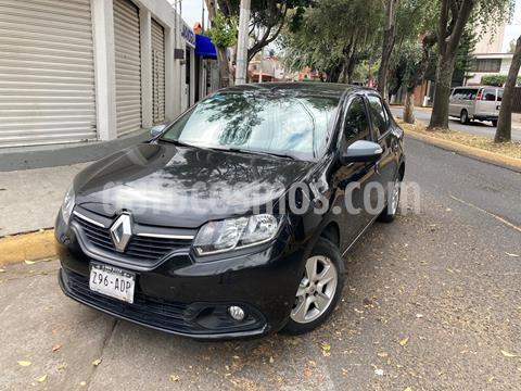 Renault Logan Dynamique usado (2015) color Negro precio $105,000