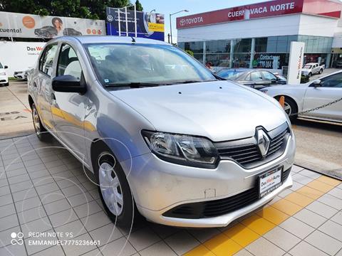 Renault Logan Authentique usado (2016) color Plata precio $114,900