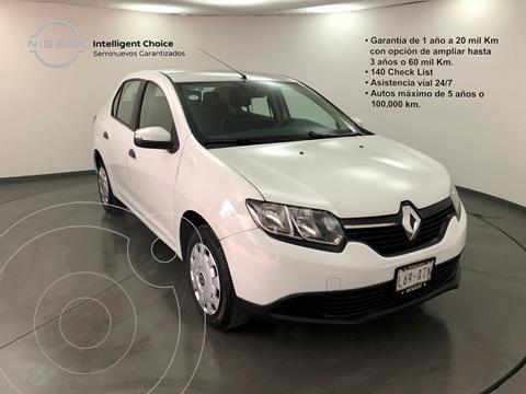 Renault Logan Zen Aut usado (2018) color Blanco precio $150,000