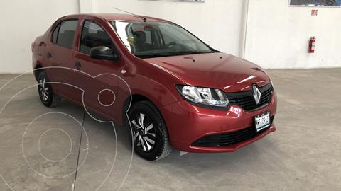 Renault Logan Authentique usado (2016) color Rojo precio $128,000