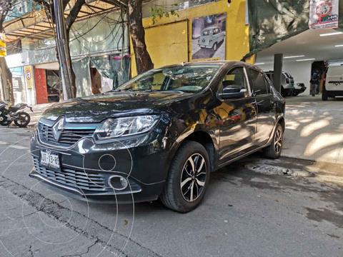 Renault Logan Intens usado (2019) color Negro precio $185,000