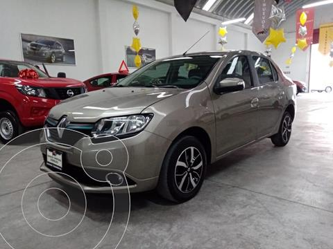 Renault Logan Intens usado (2018) color Marron precio $145,000