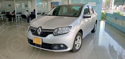 Renault Logan Dynamique usado (2015) color Plata Dorado precio $129,900