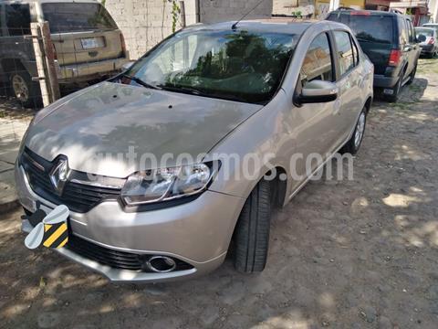Renault Logan Intens usado (2018) color Gris precio $150,000