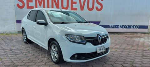 Renault Logan Dynamique usado (2015) color Blanco precio $140,000