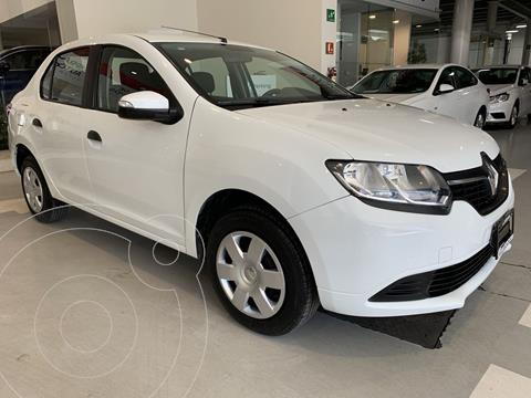 Renault Logan Zen Aut usado (2018) color Blanco precio $130,000