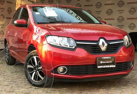 Renault Logan Intens Aut usado (2019) color Rojo precio $180,000