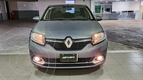 Renault Logan Dynamique usado (2015) color Gris Acero precio $145,000