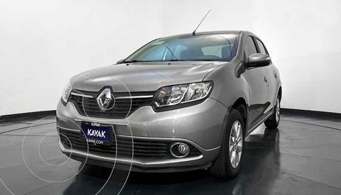 Renault Logan Intens usado (2018) color Cafe precio $164,999