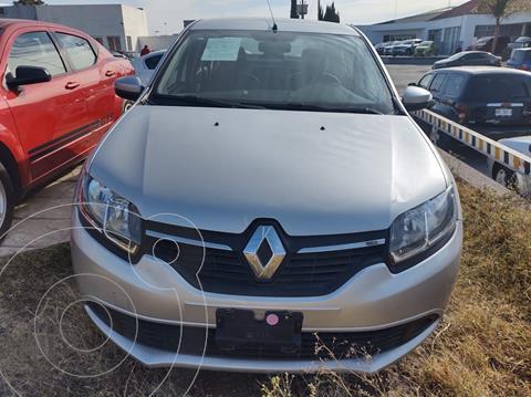 Renault Logan Zen Aut usado (2018) color Plata Dorado precio $150,000
