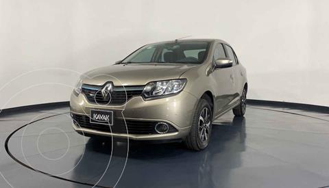 Renault Logan Intens usado (2019) color Cafe precio $192,999