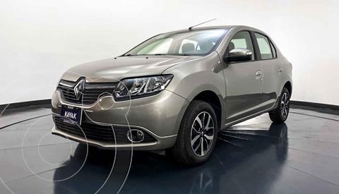 Renault Logan Intens usado (2019) color Dorado precio $199,999