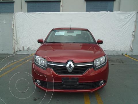 Renault Logan Dynamique usado (2016) color Rojo precio $130,000
