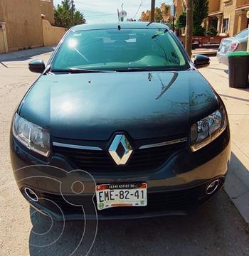 Renault Logan Dynamique usado (2017) color Gris Acero precio $125,000