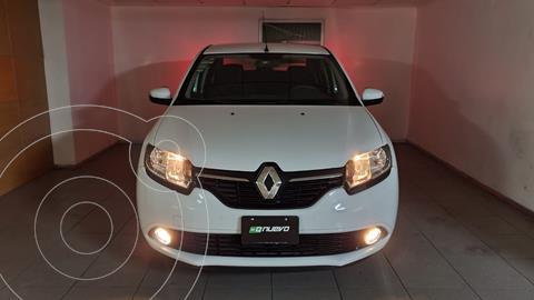 Renault Logan Intens Aut usado (2018) color Blanco precio $165,000