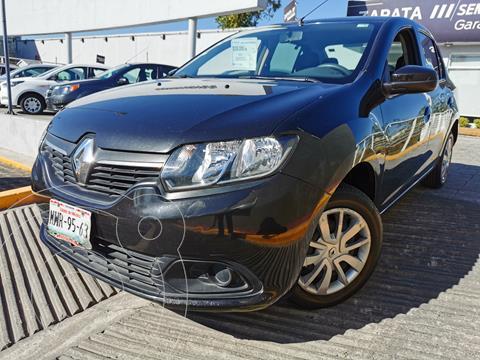 Renault Logan Expression usado (2015) color Negro Nacarado precio $105,000