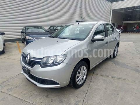 Renault Logan Zen usado (2018) color Plata precio $140,000