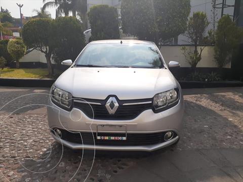 Renault Logan Intens usado (2019) color Plata precio $189,000