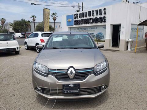 Renault Logan Intens usado (2018) color Beige precio $175,000