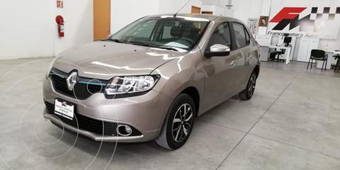 Renault Logan Intens Aut usado (2019) color Beige Arena precio $189,000