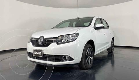 Renault Logan Intens usado (2018) color Blanco precio $164,999