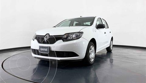 Renault Logan Authentique usado (2017) color Blanco precio $139,999