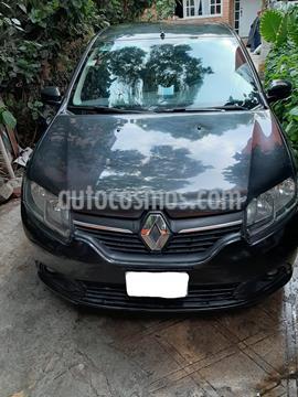 Renault Logan Dynamique usado (2015) color Negro precio $95,000