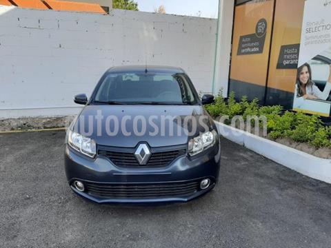 Renault Logan 4P INTENS L4/1.6 MAN usado (2018) color Gris precio $175,000