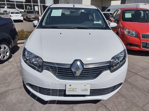 Renault Logan Expression usado (2016) color Blanco precio $130,000