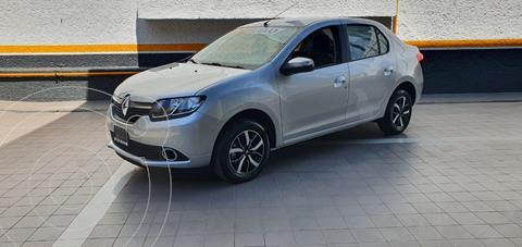 Renault Logan Intens usado (2019) color Plata precio $177,000