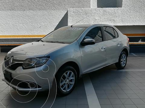 Renault Logan Dynamique usado (2016) color Plata precio $130,000