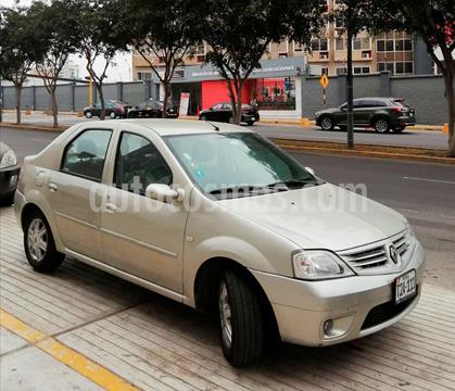 Renault Logan 1.6L Authentique usado (2009) color Plata precio u$s7,000