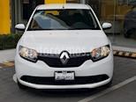 Foto venta Auto usado Renault Logan Zen Aut (2016) color Blanco Glaciar precio $137,000