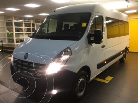 Renault Master Minibus nuevo color Blanco financiado en cuotas(anticipo $1.945.000 cuotas desde $34.597)