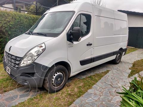 Renault Master Furgon L2H2  usado (2013) color Blanco Glaciar precio $2.800.000
