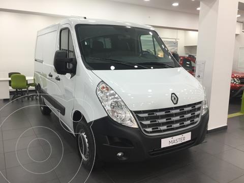 Renault Master Furgon L1H1 nuevo color Blanco Glaciar financiado en cuotas(anticipo $1.400.000 cuotas desde $34.597)