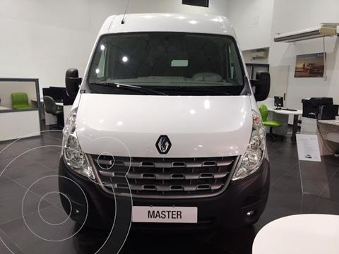 Renault Master Furgon L2H2 nuevo color Blanco precio $5.127.000
