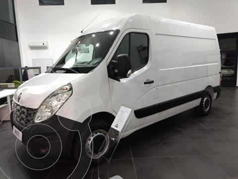 Renault Master Furgon L3H2 nuevo color Blanco financiado en cuotas(anticipo $1.600.000 cuotas desde $34.597)