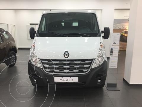 Renault Master Furgon L1H1 nuevo color Blanco financiado en cuotas(anticipo $750.000 cuotas desde $25.600)